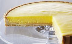 Anna Olson's Tarte au Citron Recipe by Anna Olson