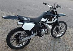 Dt Yamaha, Suzuki Cafe Racer, Scrambler Motorcycle, Bike, Cars, Vehicles, God, Stuff Stuff, Yamaha Motorcycles