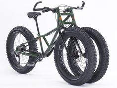 Rungu Juggernaut fat-tire trike