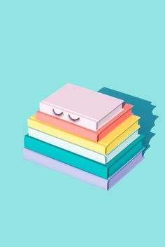 Reading Rainbow / Violet Tinder Studios