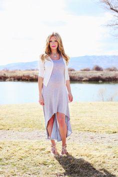 5 Different Ways to Styled a Maternity Dress   mychicbump