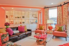 Living Room - eclectic - living room - boston - Dietz & Associates Inc.