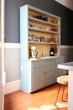 Before & After: Andi's Vintage Modern Kitchen