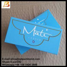 Magnetic lash packaging with private label eyelash packaging box, custom eyelash box