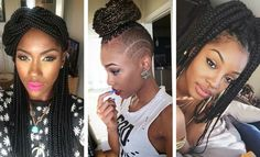 50 Box Braids Hairstyles That Turn Heads | StayGlam