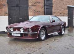 323 - 1980 Aston Martin V8 Vantage. Estimate: £68,000 - £80,000