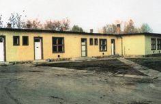 A gazdasági hivatal épülete egykor