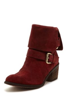 In search of the perfect fall boot: Donald J. Pliner Danee Cuffed Boot on HauteLook