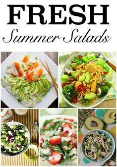 Fresh Summer Salad R