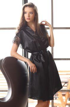 dc5a7d1b0587b халат: лучшие изображения (14) | Pajamas, Ladies capes и Nightwear