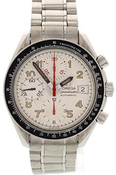 Men's Certified Pre-Owned Watches - Omega Speedmsater swissautomatic mens Watch NA Certified Preowned * To view further for this item, visit the image link. (This is an Amazon affiliate link)