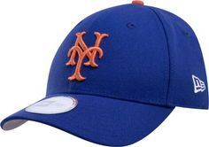 New Era New York Mets Youth Pinch Hitter Wool Replica Adjustable Cap (Royal) by New Era. $15.67. Team logo embroidered on front of cap. Officially licensed by Major League Baseball. Youth Wool Replica Game Cap with adjustable Velcro closure.. About New Era                Founded in 1920, the New Era Cap Company is the leading headwear manufacturer and creator of New Era Apparel, products that transcend time, culture, sport, and fashion. Producing more than 35 mil...