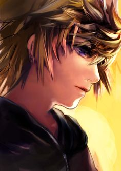"""""""Roxas, are you really sure you don't have a heart?"""" ~Axel"""