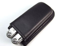 Custom leather open top leatherman sheath for by Nayscustomleather