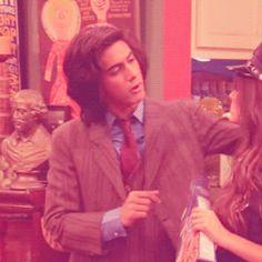 Avan and Victoria  (great episode btw)