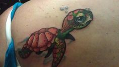 pictures of turtle tattoos - Google Search