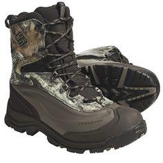 Columbia Sportswear Bugaboot Plus Boots - Waterproof, Camo (For Men). Combat Gear, Combat Boots, Men Boots, Hunting Clothes, Hunting Gear, Hunting Camouflage, Columbia Sportswear, Tactical Gear, Outdoor Gear