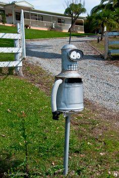 unique mailboxes | Unique Mailbox-Hannam Vale.