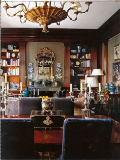 Michael S. Smith | photo by Simon Upton for House and Garden