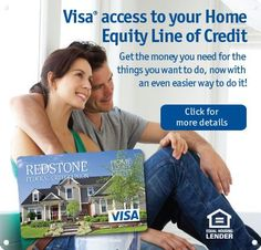 Now you can use the equity your home has earned to establish a line of credit. Use these funds to accomplish many of your goals from renovation and short-term financing to debt consolidation and tuition.   Disclosures: All mortgage loans are subject to credit approval. You must be an RFCU® member to obtain a mortgage loan. Various types of mortgage loan programs and terms are available. Other restrictions may apply. Learn more at https://www.redfcu.org/loans/home-equity.
