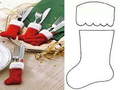 Stocking silver wear holders