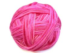 Tangy Variegated Sock Yarn in Psychocandy