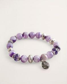 DRAGON bracelet Amethyst bracelet Jewelry bracelet of natural stone Energy bracelet Reiki Luxury handmade bracelets for beauty and health