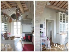 DIY kitchen hood: la nostra nuova cappa a costo minimo - Stupena cucina di My Country Nest - Chiara