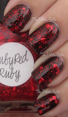 Lynnderella Ruby Red Ruby