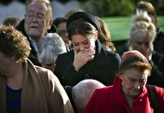 Princesses' lives: Mary and Christian at funeral