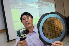 Cámara ultraveloz para una mejor visión de automóviles autoconducidos y drones