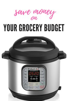 This one appliance has reduced my need for most of my other appliances (including my crock-pot) in my kitchen. I love my Instant Pot! If you are looking for a way to have dinner on the table quickly, quickly make ahead and freeze large batches of food or just want to make quick meals at home, give the Instant Pot a try. You will not be sorry! #aff