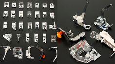 лапки 32шт + подарок для швейной машины посылка покупка с китая aliexpress