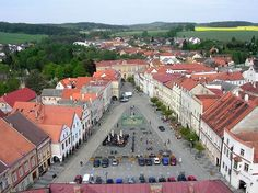 Slavonice - must visit city in europe