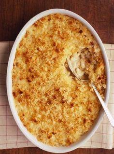 Martha Stewart's Perfect Macaroni and Cheese.