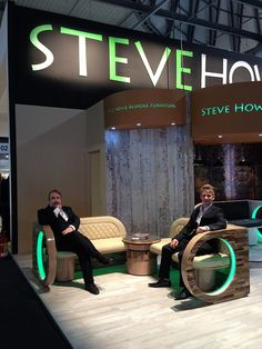 Steve and Nick by Steve Howie Bespoke Furniture, via Flickr