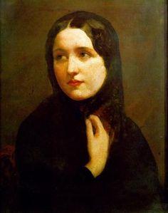 John Everett Millais Mariana 1851 oil on wood