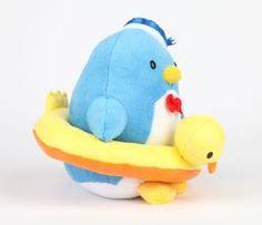 "Tuxedosam 5"" Plush: Ducky Ring"