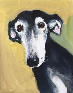 Explore the 2019 Summer Exhibition - The Royal Academy of Arts Dog Artist, Greyhound Art, Detailed Paintings, Dog Illustration, Dog Portraits, Art Plastique, Animal Paintings, Dog Life, Whippets
