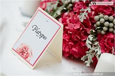 Nazwa stołu na weselu na zamku | Table name card for the wedding at the castle | Gustowne Wesele | Chic Wedding Poland