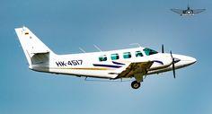https://flic.kr/p/TzLwNJ | HK-4517 - Cessna T303 / ACA