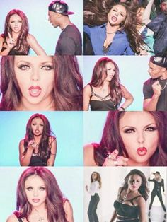 Jesy Nelson also known as perfection