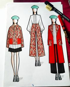 Dress Design Sketches, Fashion Design Sketchbook, Fashion Design Portfolio, Fashion Design Drawings, Fashion Sketches, Fashion Figure Drawing, Fashion Model Drawing, Fashion Drawing Dresses, Fashion Illustration Dresses
