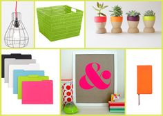 I Spy: A Hint of Neon