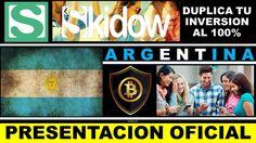 SKIDOW ARGENTINA -  EXPLICACION - REGISTRO - COMO FUNCIONA - PRESENTACIO...