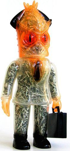 Plastic Kaiju