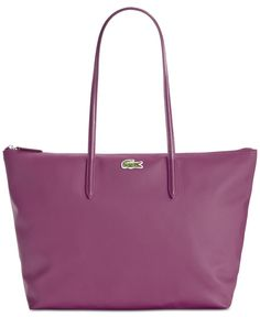 Lacoste Large Shopping Tote