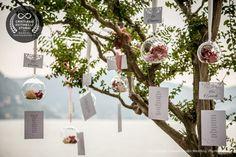 villa pizzo wedding details