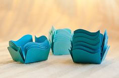 25 Baking cups for Brigadeiro by Ninaslittleboxes on Etsy, $5.00