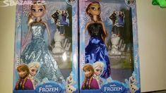 Frozen panenka Anna nebo Elza - obrázek číslo 2